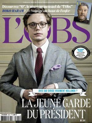 """Jean-Jacques Barbéris avait été promu """"conseiller pour les affaires économiques et financières nationales et européennes""""."""