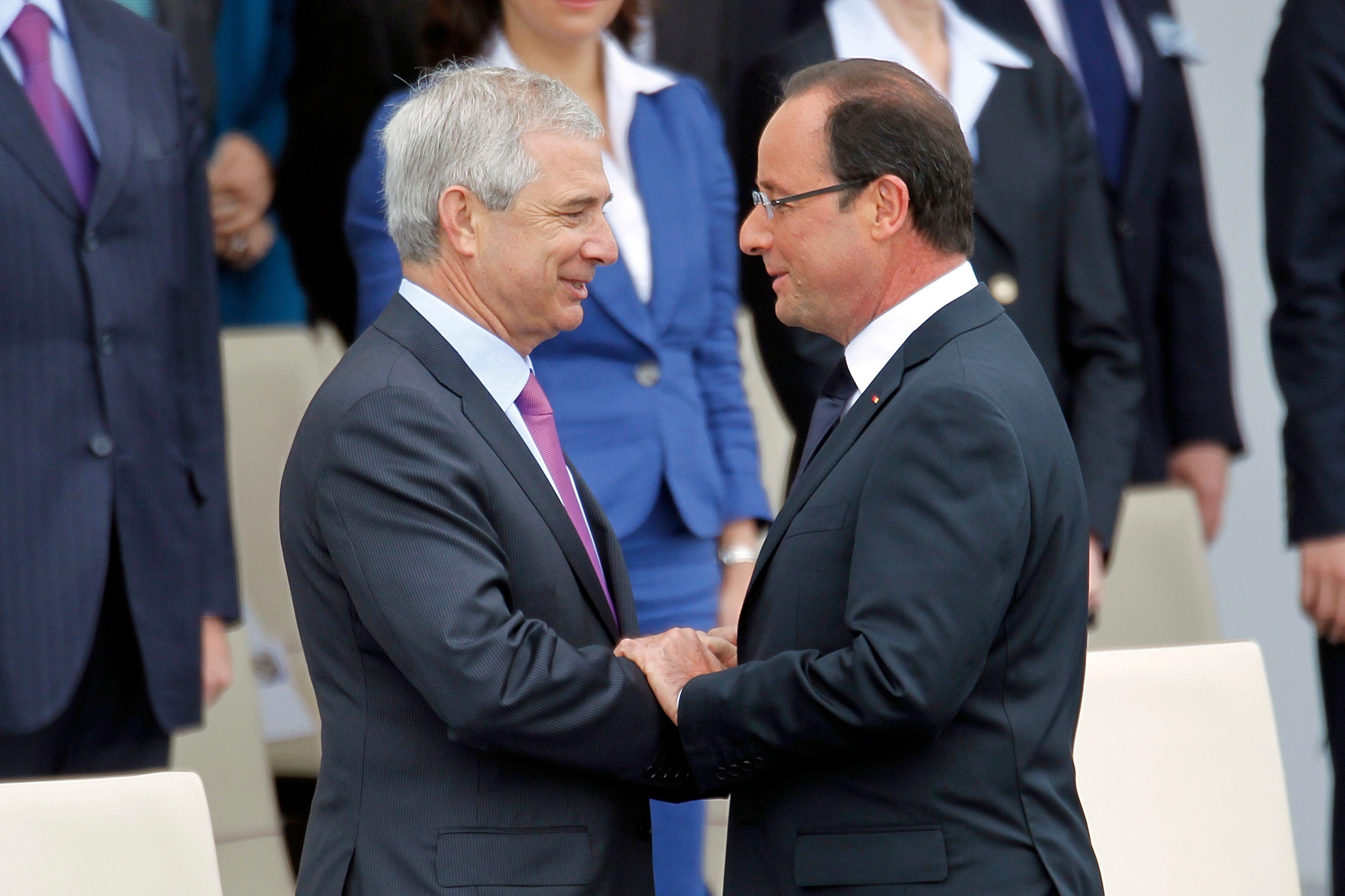 """Claude Bartolone reproche à François Hollande d'avoir été """"trop normal dans une situation extraordinaire"""""""
