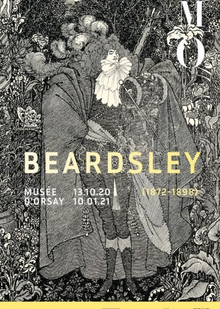 exposition Beardsley musée d'Orsay