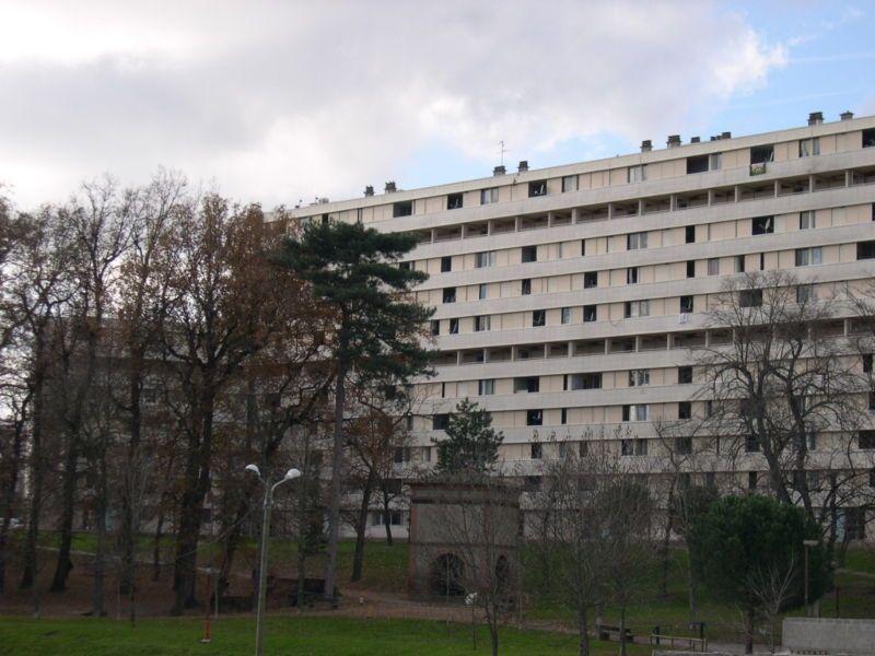 Quartier du Mirail à Toulouse.