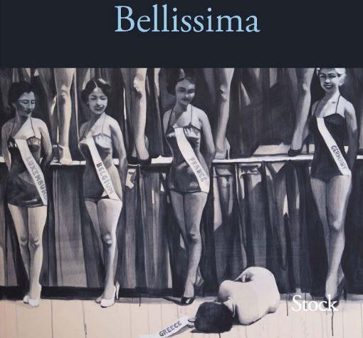 """Simonetta Greggio a publié """"Bellissima"""" aux éditions Stock."""