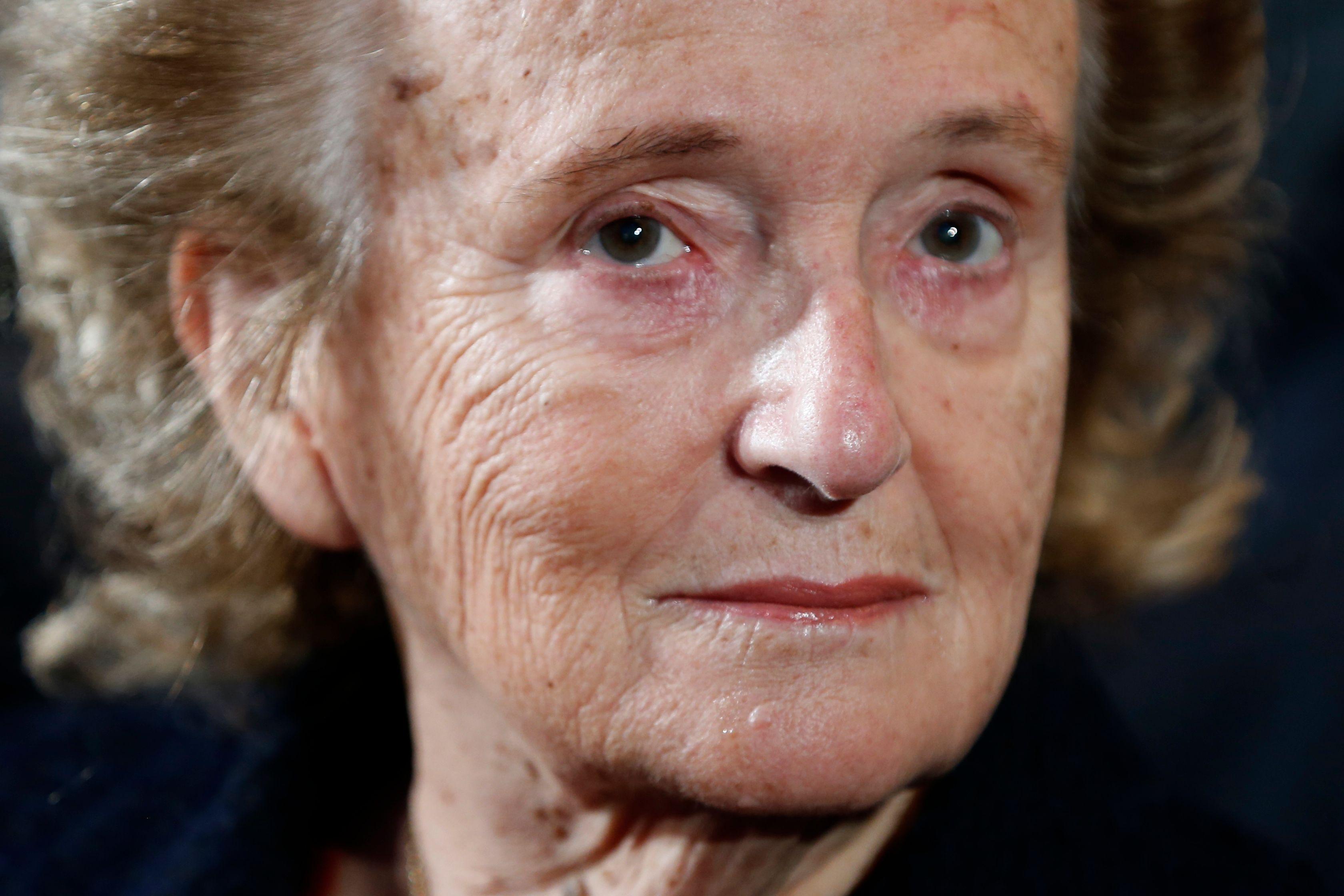 Bernadette Chirac a fait part de la colère de NKM