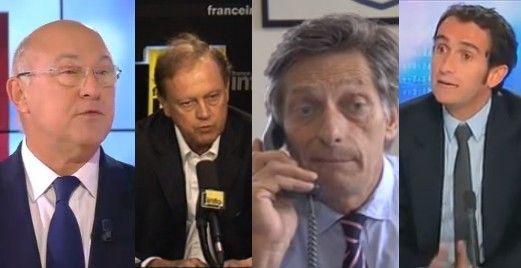 Michel Sapin, Alexandre Bompard, Nicolas de Tavernost... Le best-of du Zap'Éco