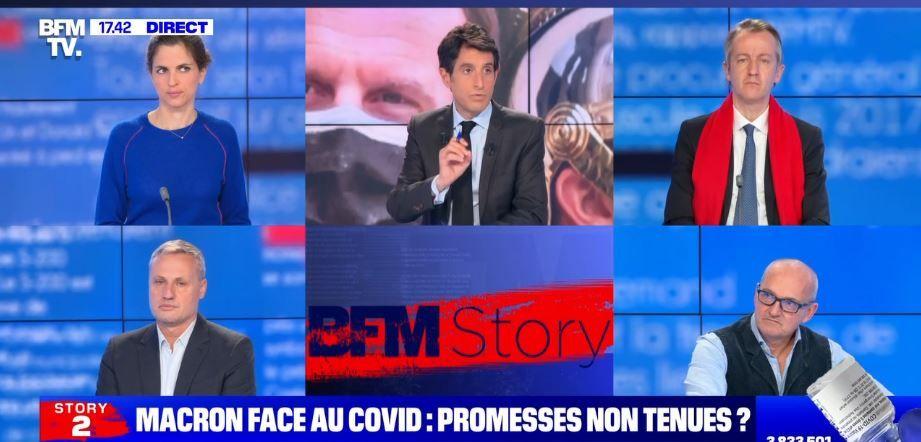 Emmanuel Macron face au Covid : les difficultés du chef de l'Etat sur la question des promesses non tenues et du calendrier de sortie de crise
