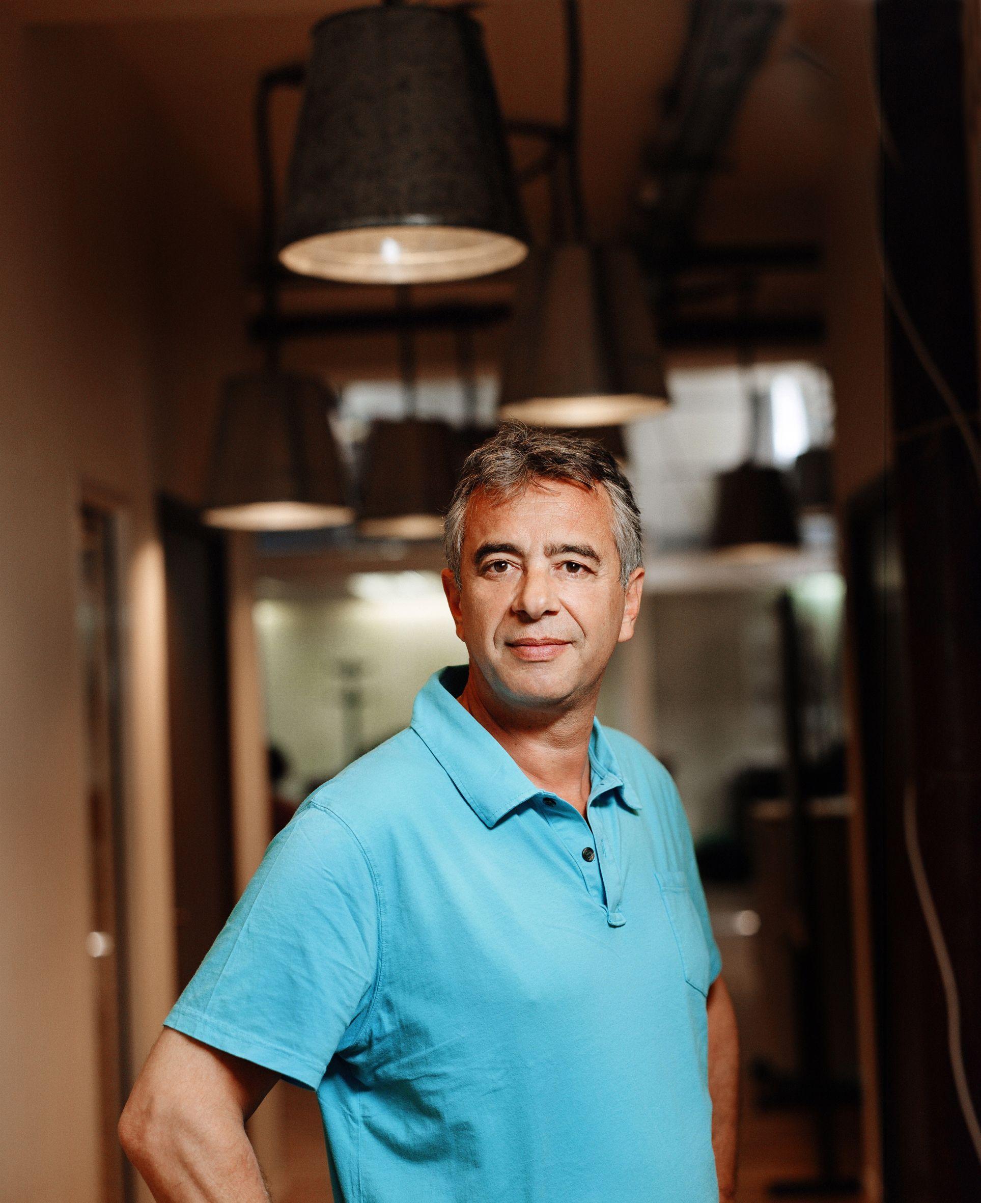 """Bruno Humbert - La Ruche : """"L'entrepreneuriat social n'est pas une notion bobo"""""""