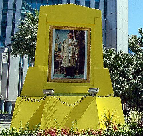 Thaïlande : le décès du roi pourrait causer des perturbations économiques et politiques