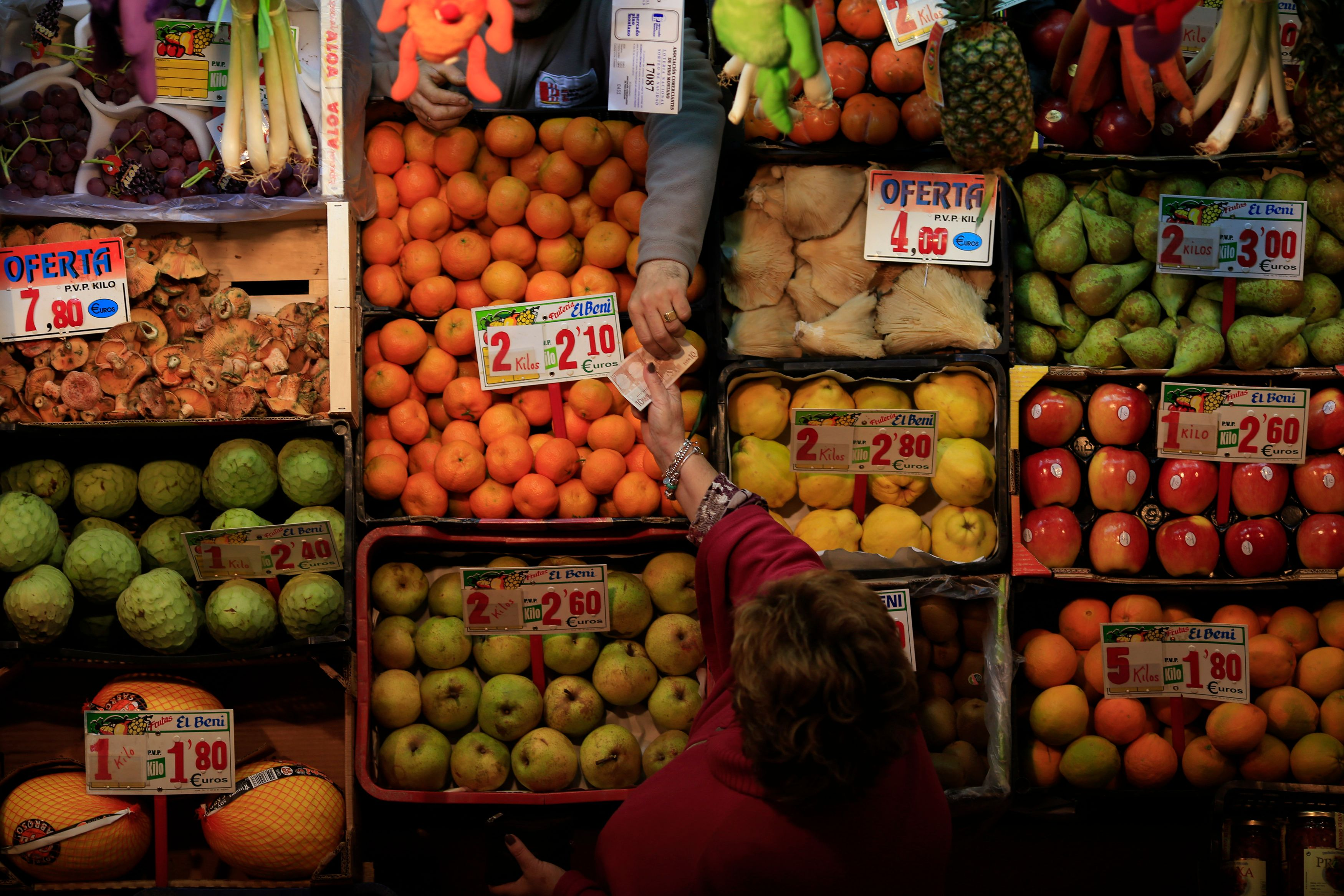 En France, le rythme d'installation de fermes bios s'accélère.
