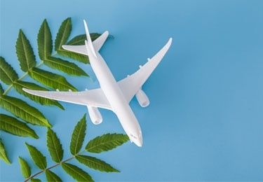 Carburant avion plus vert