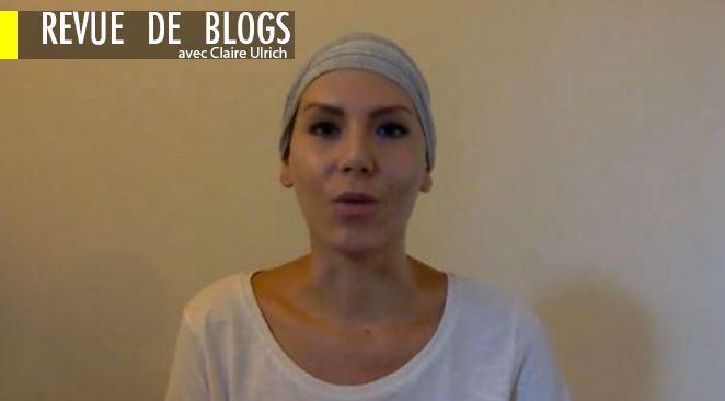Face caméra, Elise raconte un parcours dur et fréquent, celui d'un cancer en France.