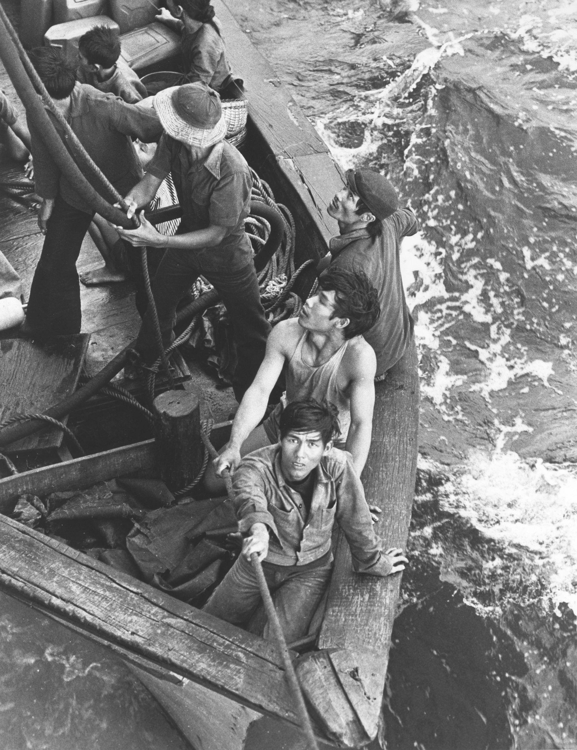 La France a secouru les boat-people fuyant le régime communiste vietnamien en 1979.