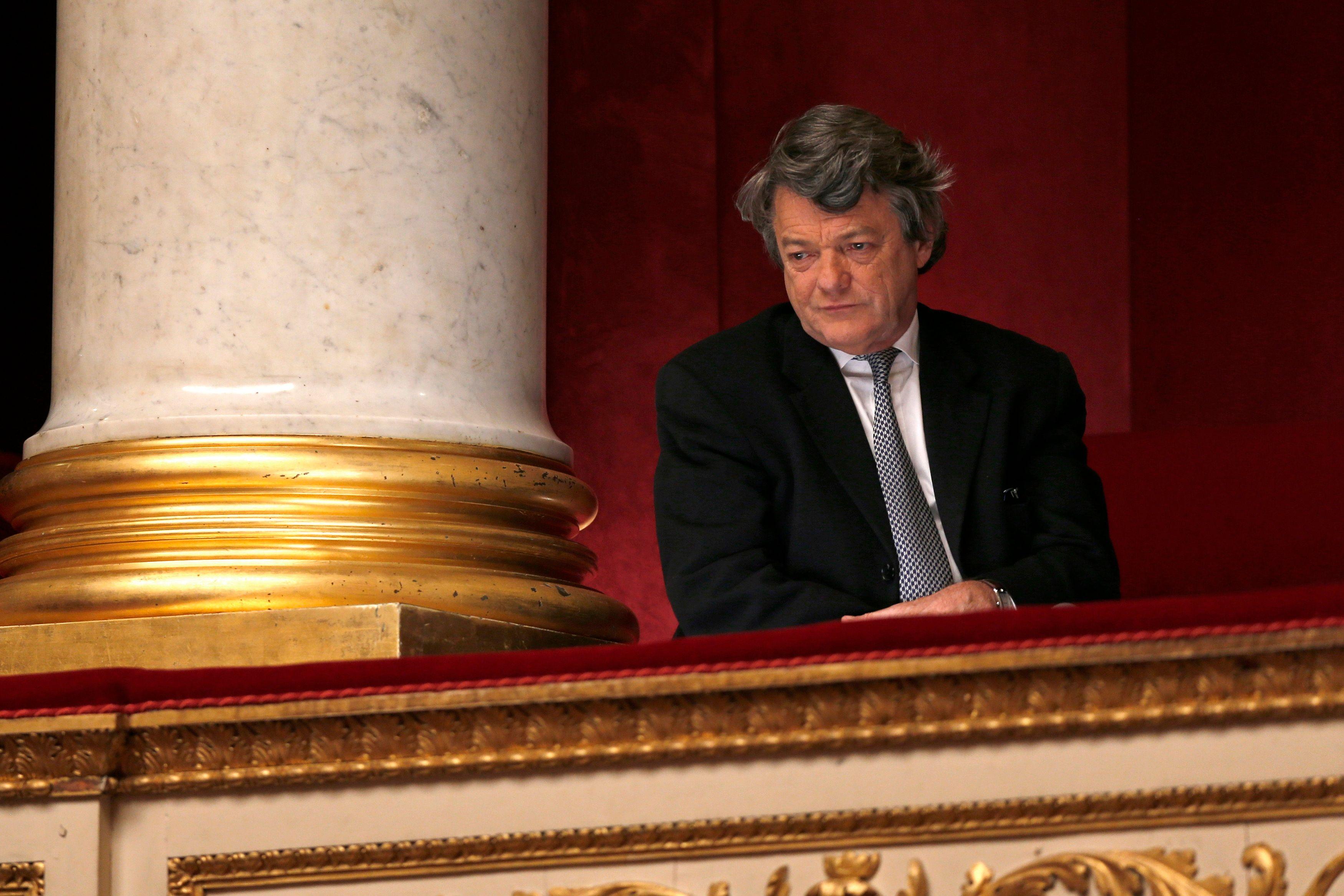 Jean-Louis Borloo a laissé entendre à ses troupes qu'il pourrait être candidat lors de la prochaine élection présidentielle.