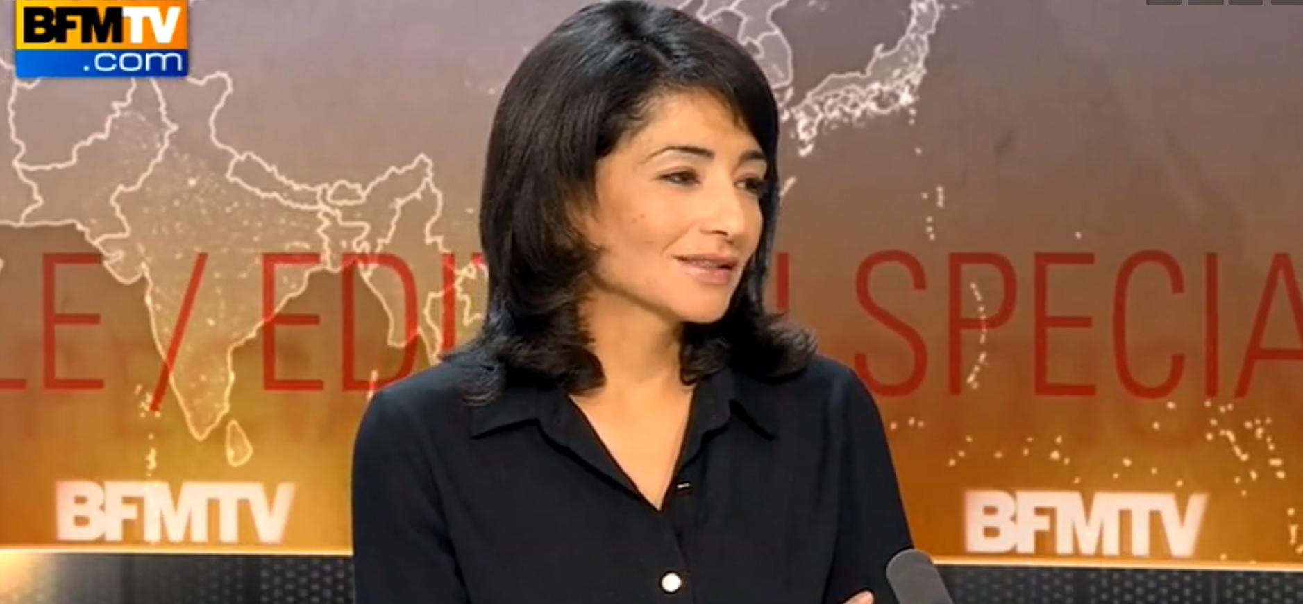 L'ex secrétaire d'Etat Jeannette Bougrab.