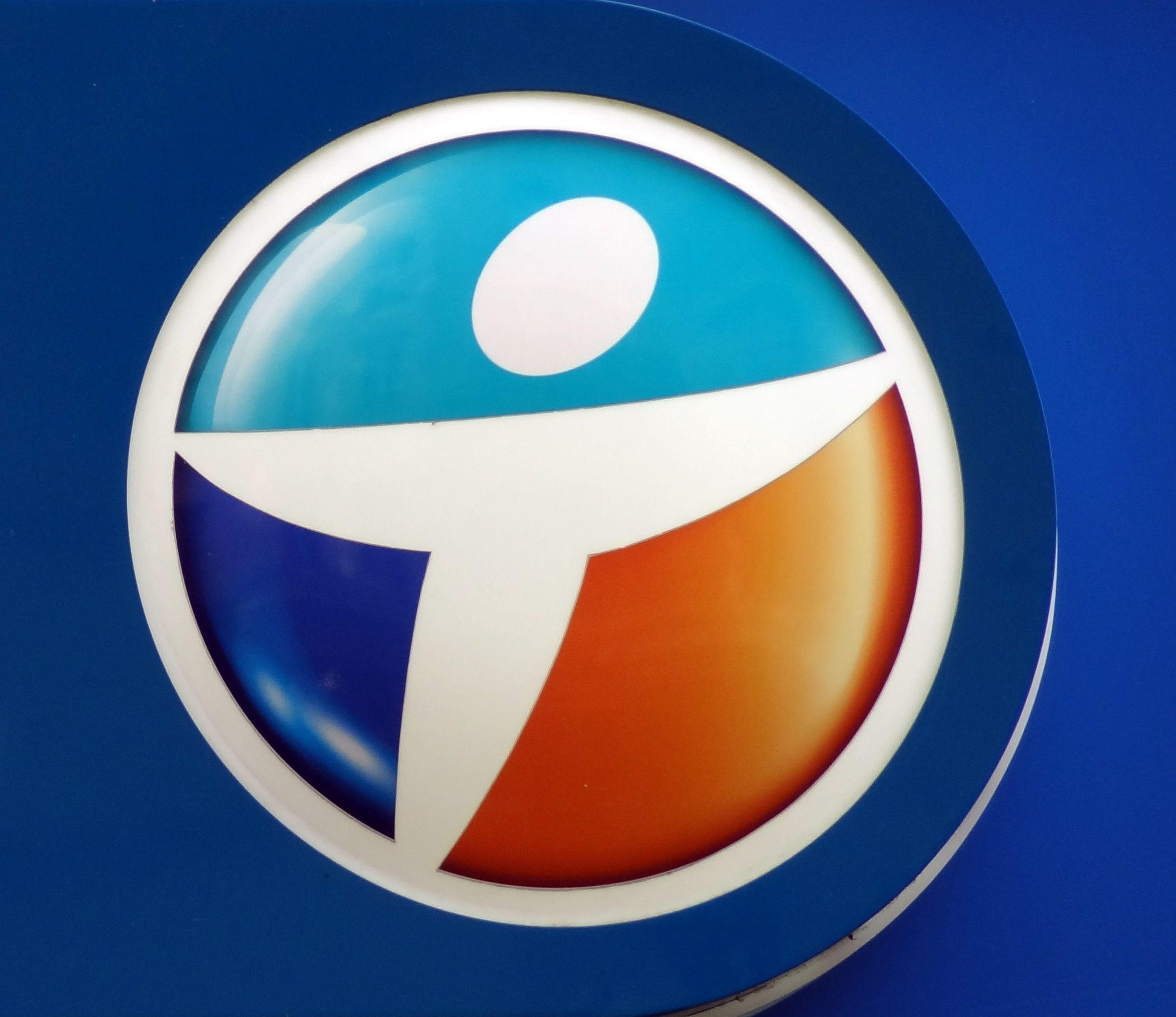 Le logo de Bouygues Telecom.