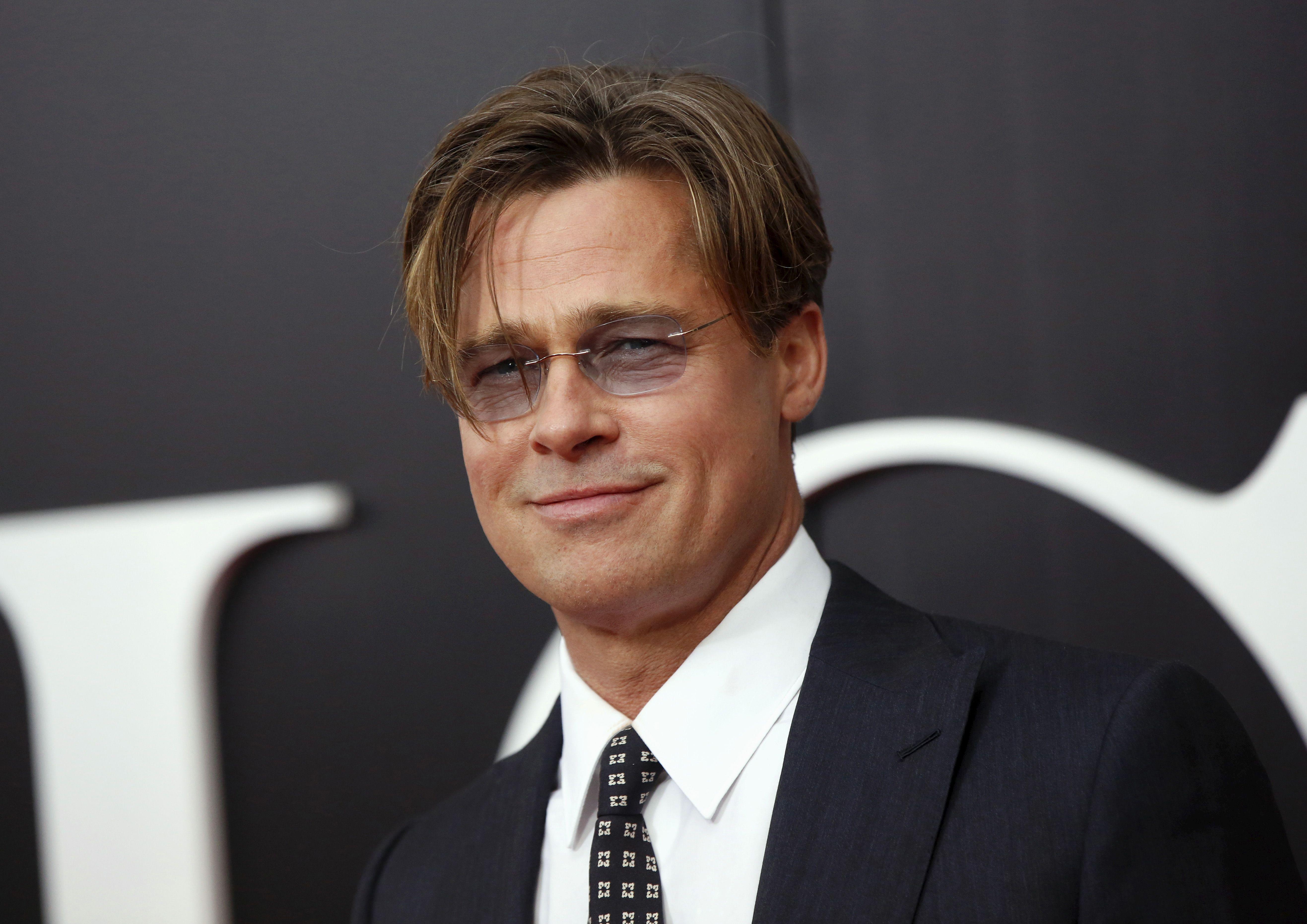 "Angelina Jolie : Brad Pitt est un ""père merveilleux"""