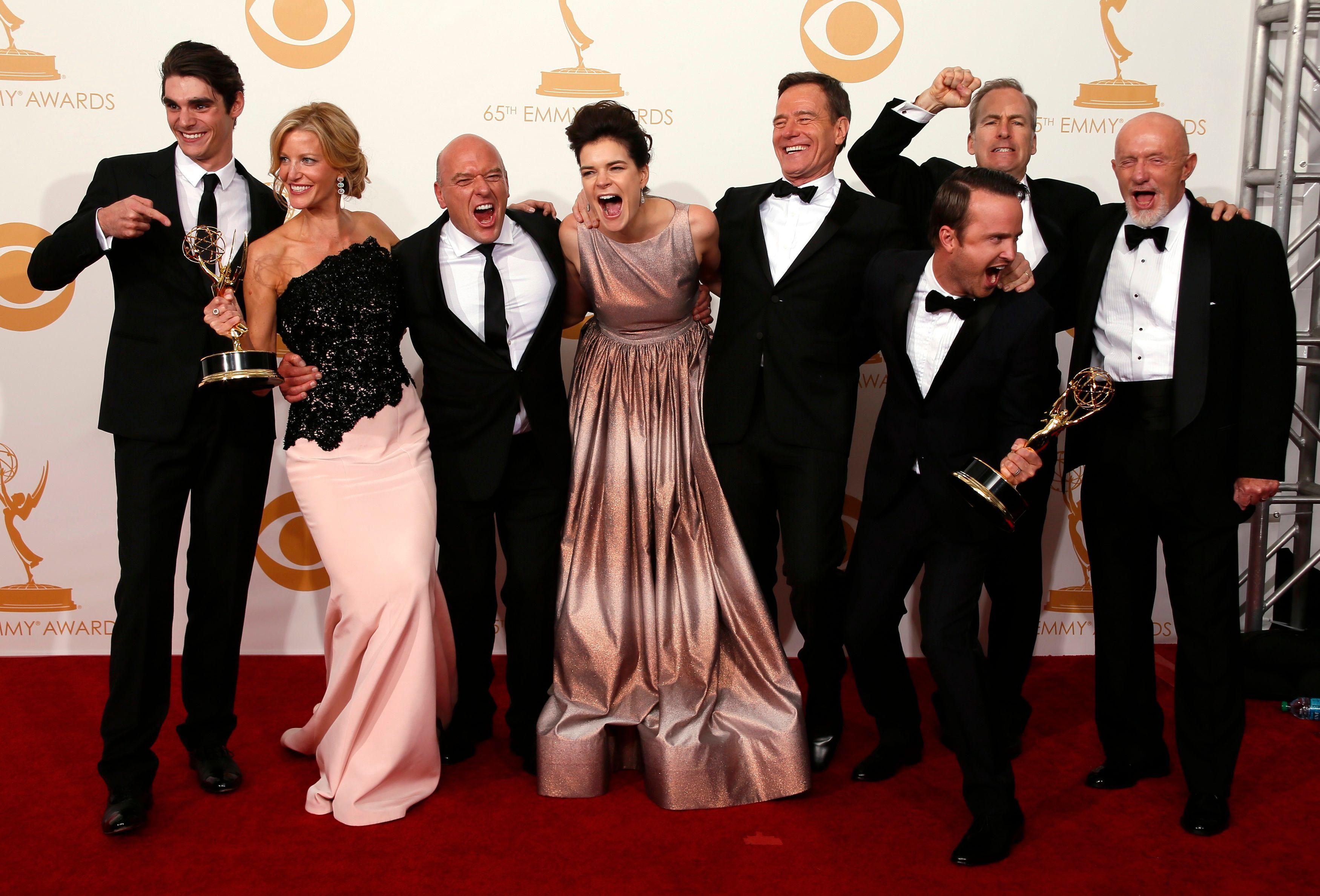 "Emmys : ""Breaking Bad"" l'emporte"