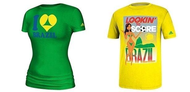 Adidas a décidé de retirer ces T-shirts de la vente