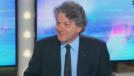 """Thierry Breton - Atos : """"Dimanche soir, je suis allé voir Arnaud Montebourg et je lui ai expliqué le détail des opérations sur Bull"""""""