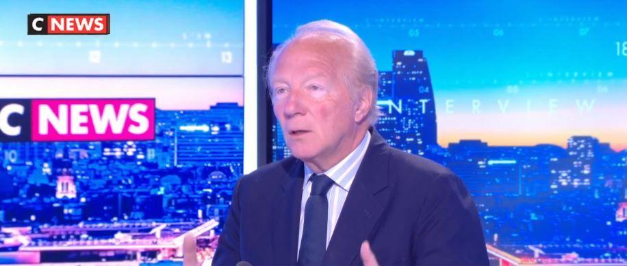 Brice Hortefeux, était l'invité de Laurence Ferrari sur CNews, ce lundi 5 juillet.
