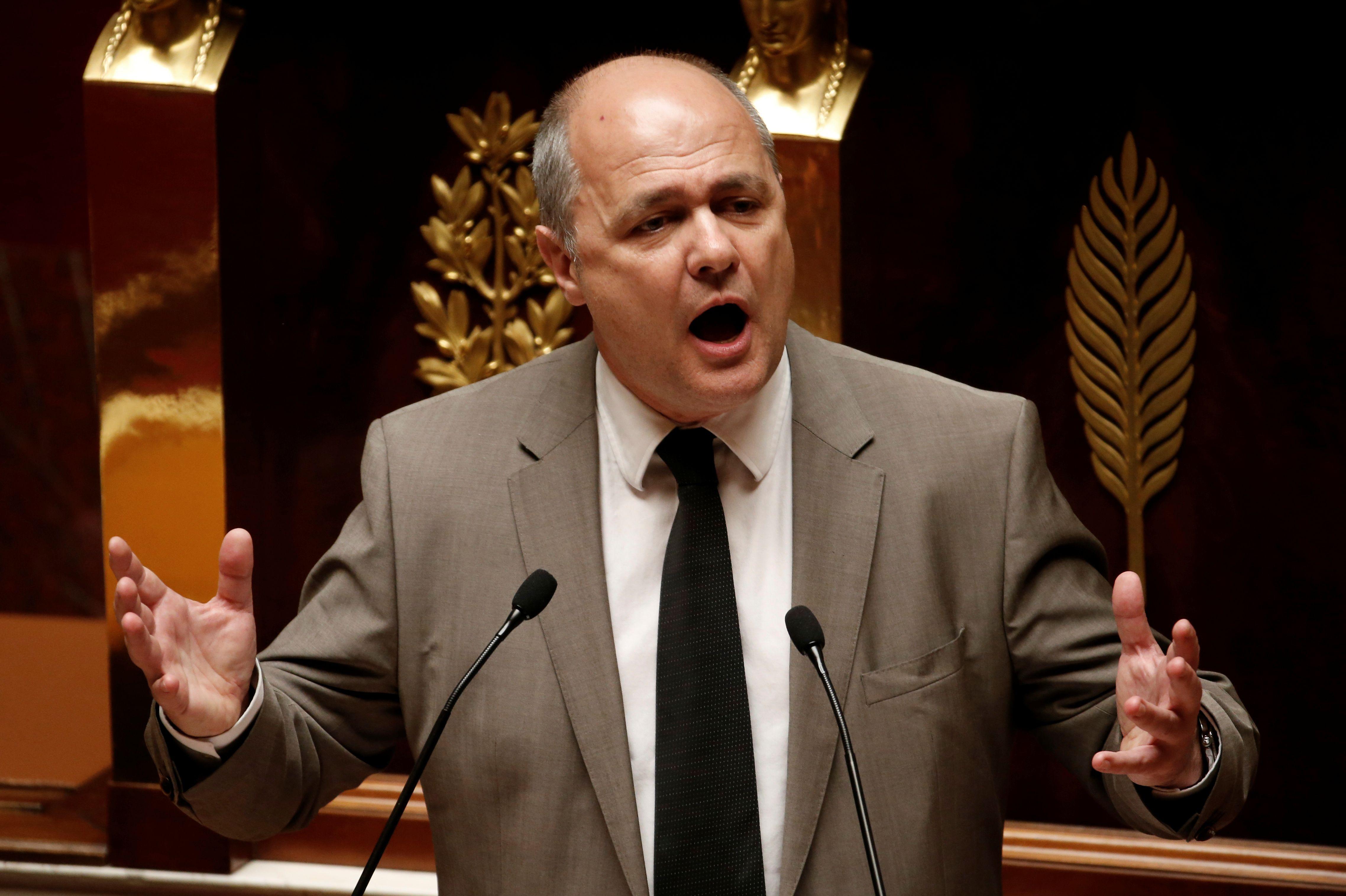 Bruno Le Roux a embauché ses filles dès l'âge de 15 ans à l'Assemblée nationale comme collaboratrices parlementaires