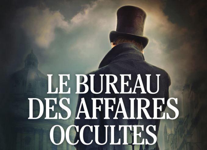 """""""Le bureau des affaires occultes"""" de Eric Fouassier a été publié aux éditions Albin Michel."""