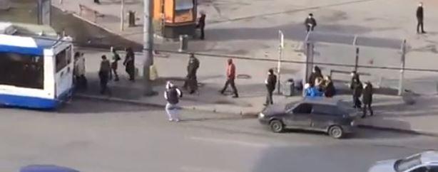 Deux automobilistes se sont retrouvés dans une situation difficile