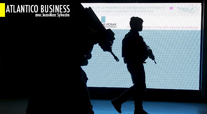 Depuis les attentats du 13 novembre, les magasins, les avions, les hôtels et les salles de spectacle se sont vidés.