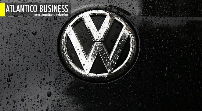 """""""On a totalement merdé"""" admet le patron de Volkswagen America"""