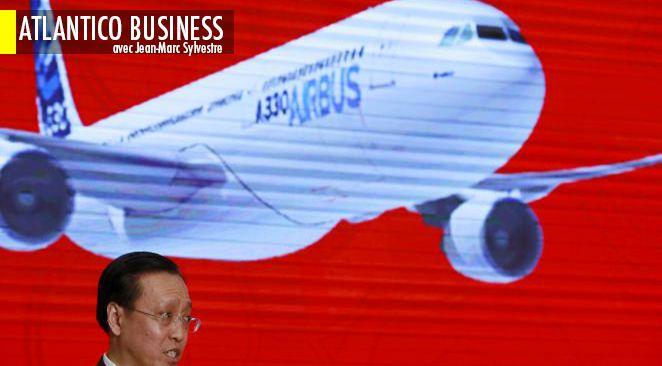 Airbus Group est l'entreprise préférée des étudiants.
