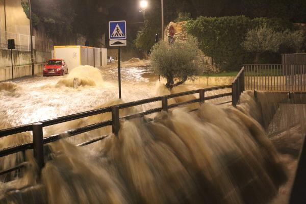 Il y a des risques d'inondation dans 4 départements du sud ouest