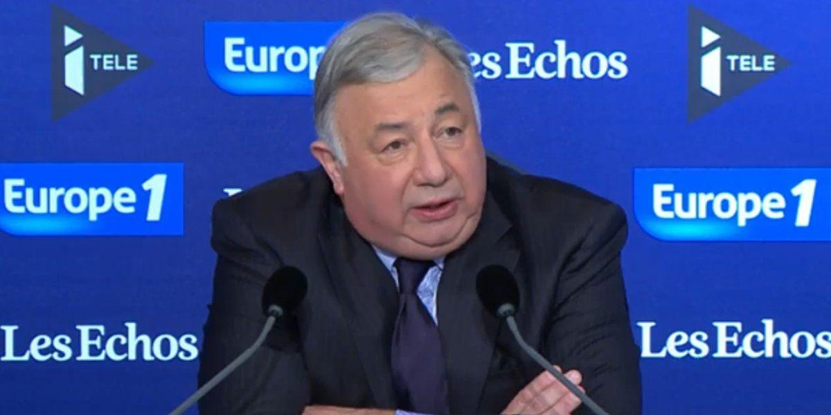 """Conférence des territoires : """"Il nous faut un vrai programme de travail"""" prévient Larcher"""