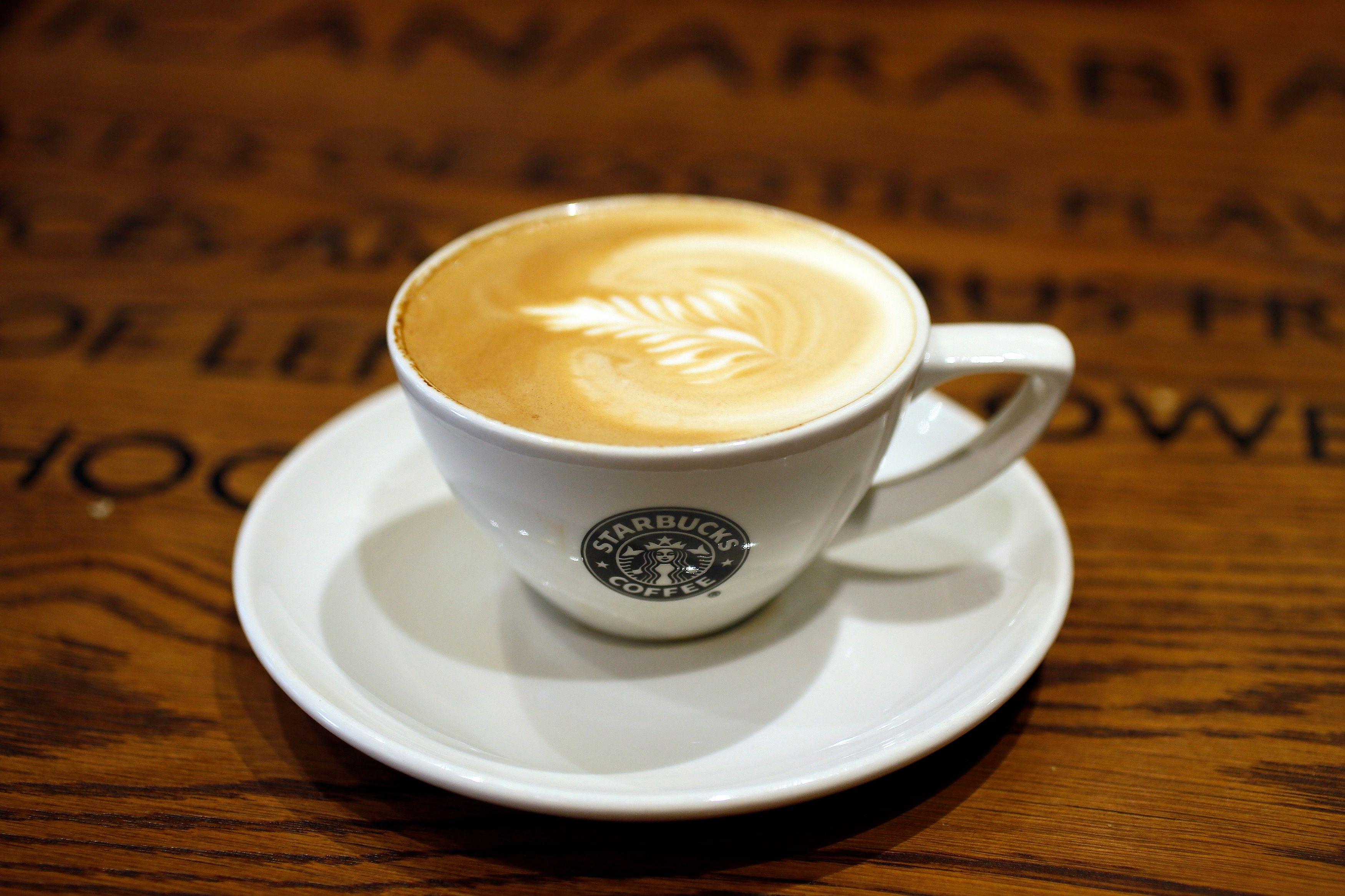 La café rend accro.