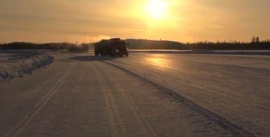 Le Canada va construire une route reliant l'océan Arctique au continent américain