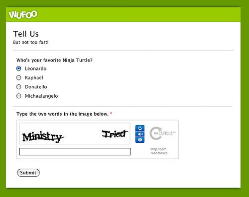 Google vient de les tuer les CAPTCHA.