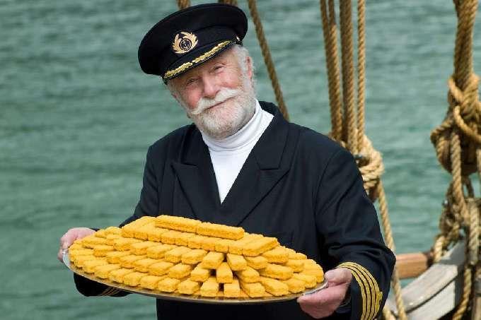 """Les poissons de la marque """"Capitaine Iglo"""" sont chers mais achetés par les classes sociales les moins riches."""