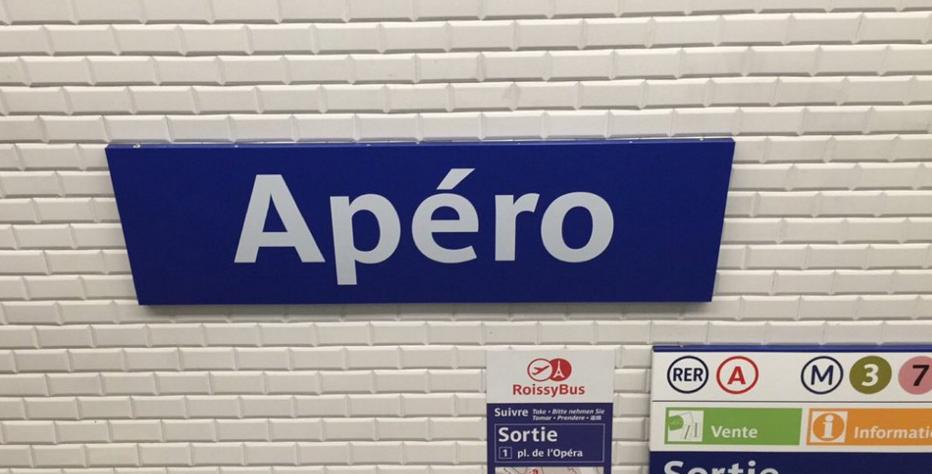 Poisson d'avril : la RATP change les noms des stations de métro