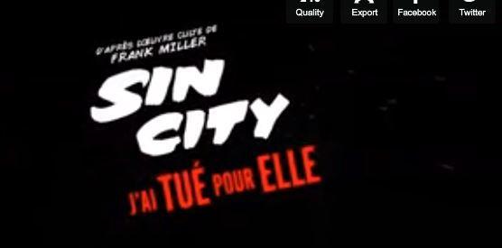 Sin City 2 : les seins d'Eva Green censurés aux Etats-Unis