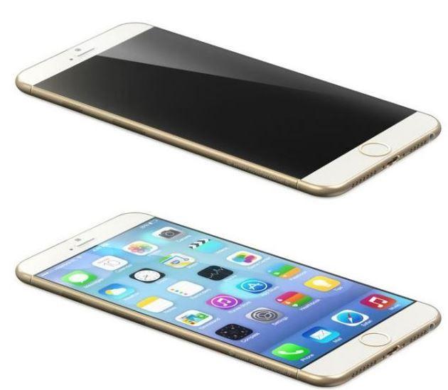 Des images du possible nouveau smartphone d'Apple ont été publiées sur Internet.