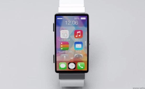 L'iWatch d'Apple devrait être commercialisée à partir du 9 septembre, en même temps que l'iPhone 6.