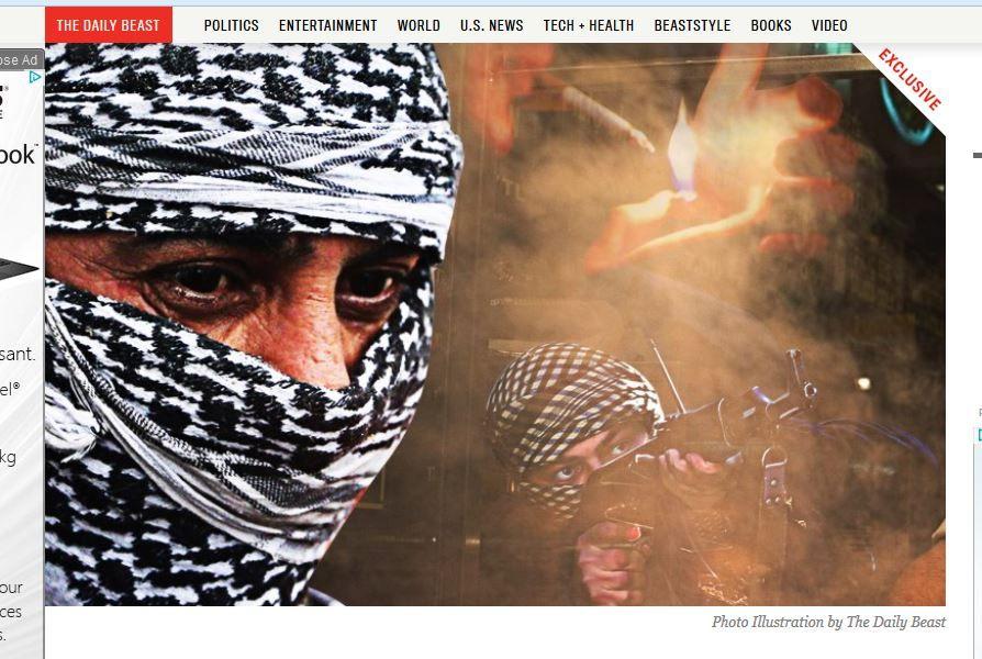 """""""Abu Khaled"""" (ce n'est pas son vrai nom) serait un ancien de l'Etat islamique qui aurait aujourd'hui quitté l'organisation."""
