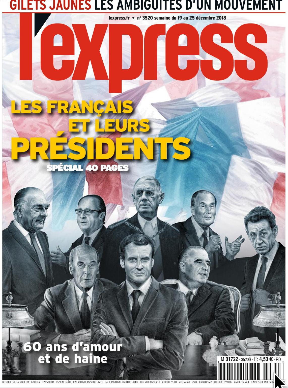 Bernard Cazeneuve se voit en sauveur de la gauche; 10 policiers en plus pour discipliner les journalistes qui suivent Macron; Islam politique : l'Arabie saoudite et la Turquie attirent les étudiants africains à coup de bourse; S. Royal veut de l'humilité