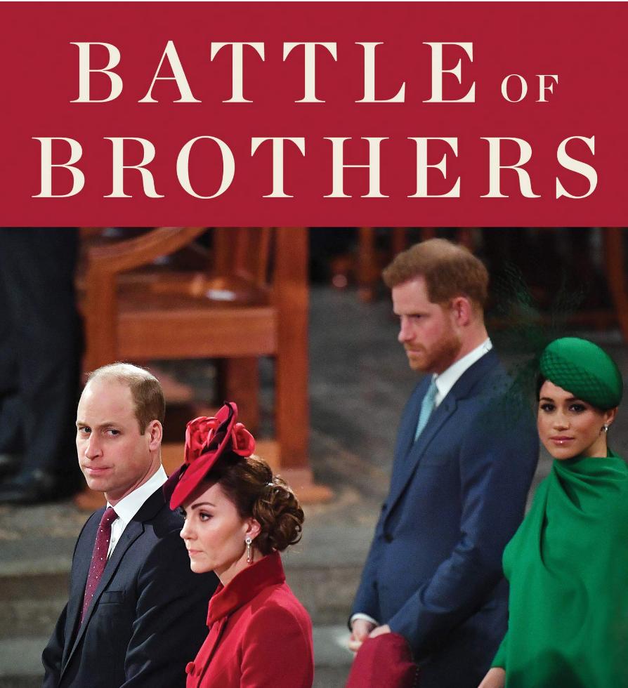 Couverture du livre Battle of Brothers
