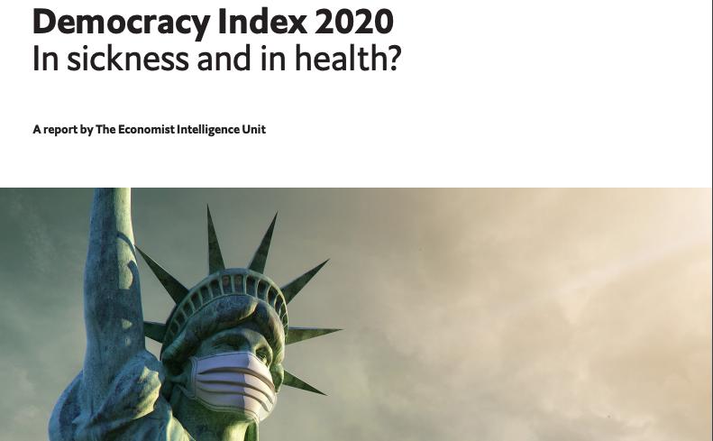 Democracy Index 2020