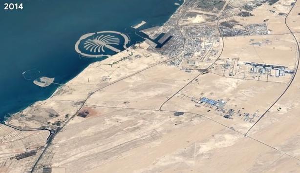 Dubaï en 2014