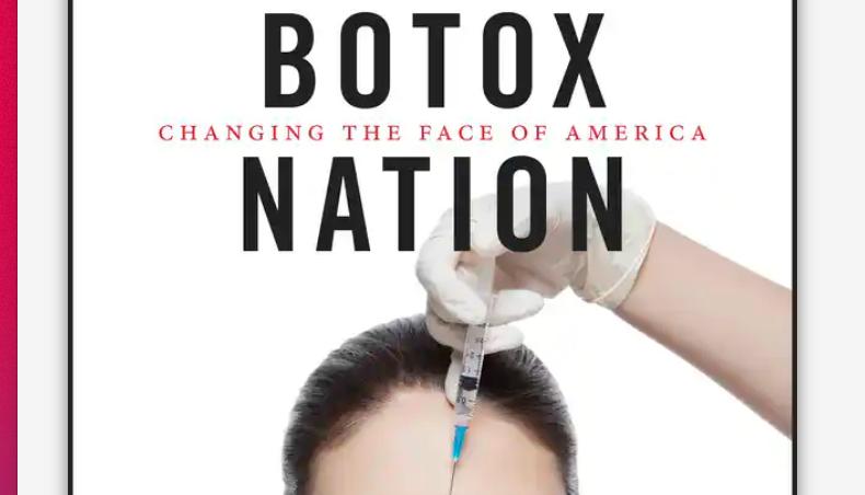 Couverture livre Botox Nation