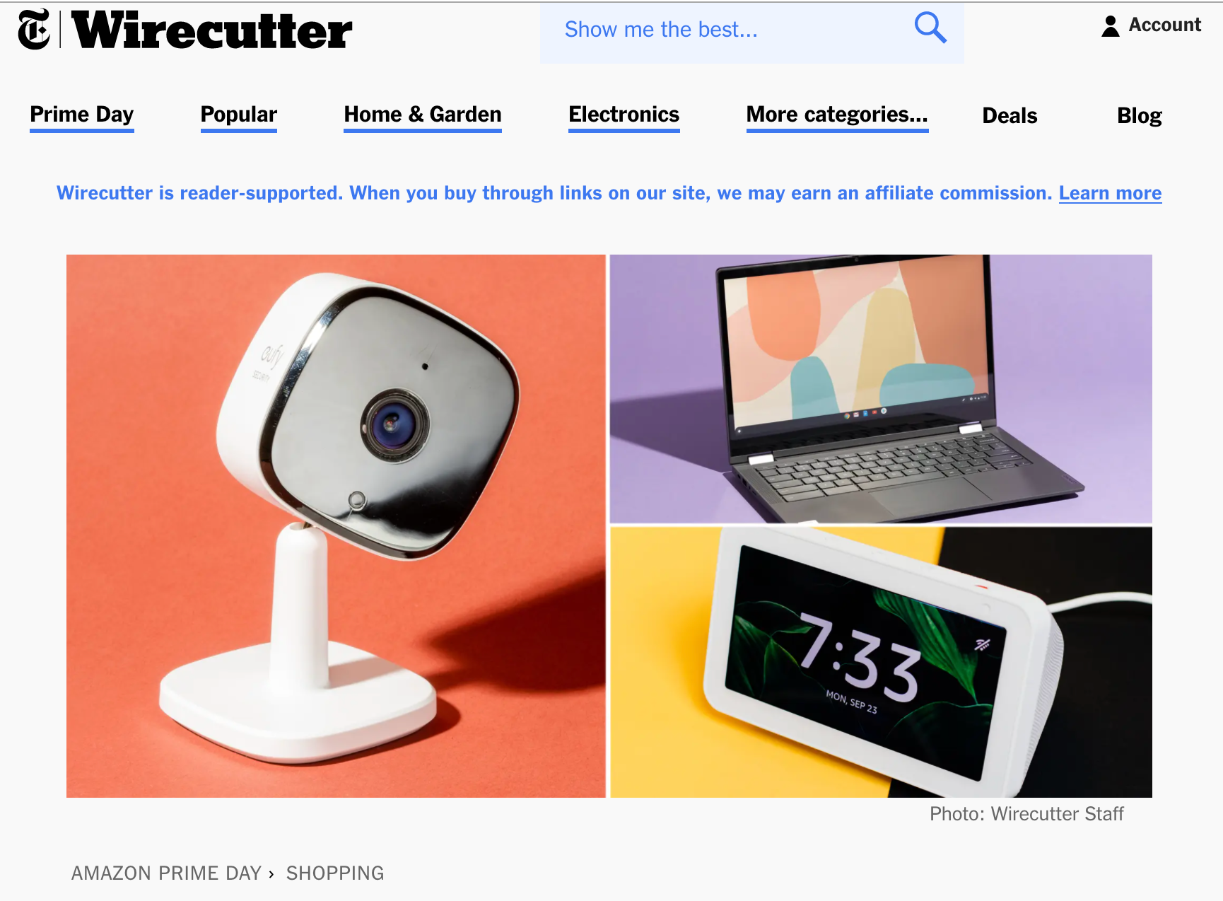 Wirecutter New York Times