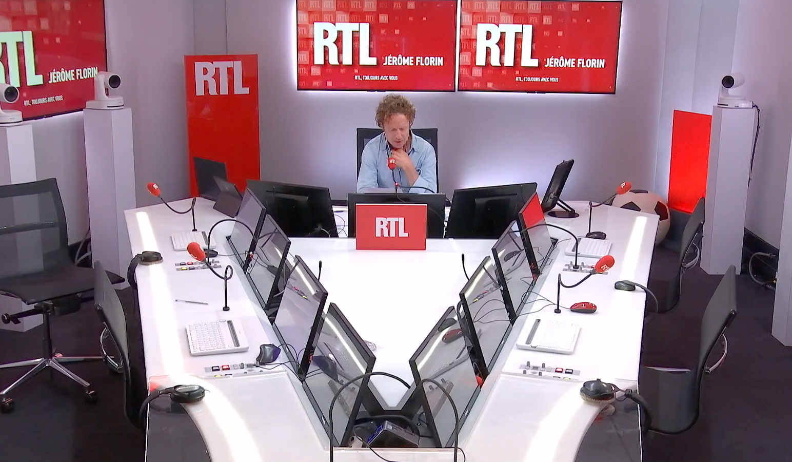 Interview téléphonique Alain Fischer