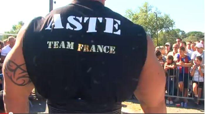 L'homme le plus fort de France 2013 a été désigné