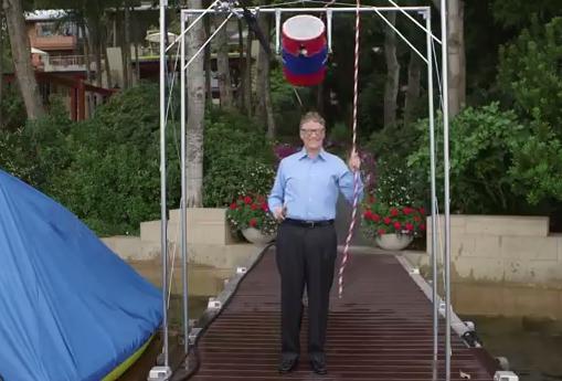 Bill Gates a relevé le challenge lancé par Mark Zuckerberg