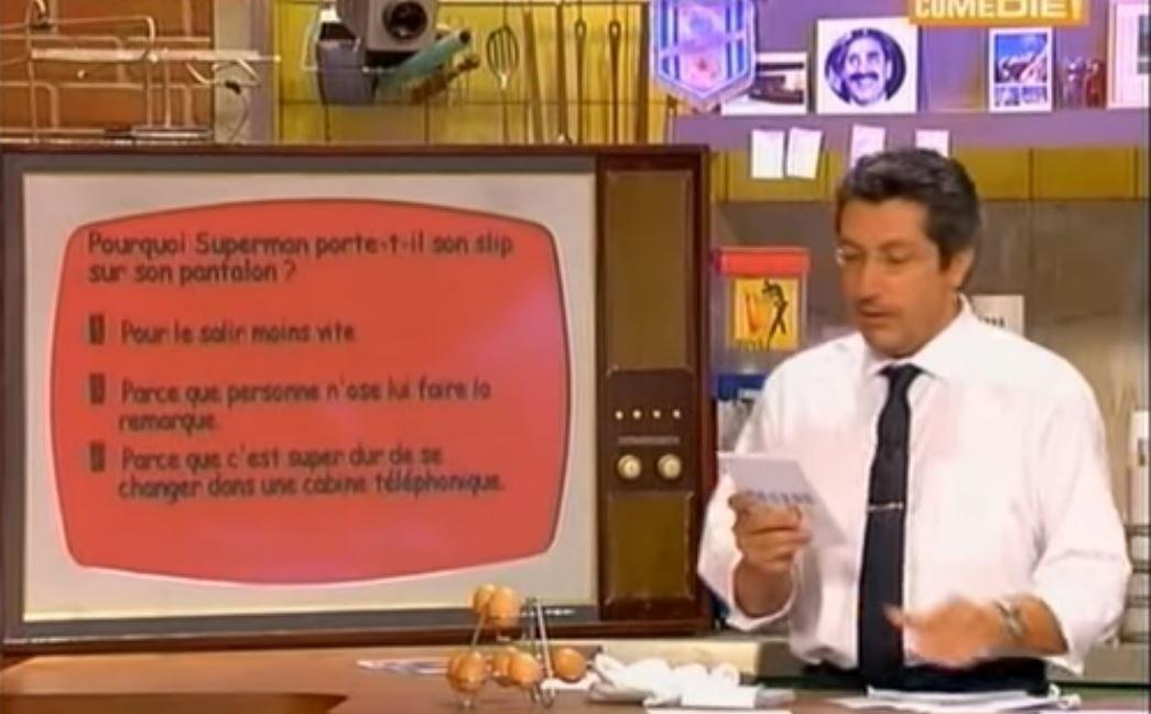 """L'émission """"Burger Quiz"""" va faire son retour sur TMC"""