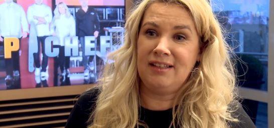 Hélène Darroze a deux étoiles au guide Michelin